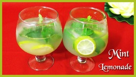 Mint Lemonade Summer Drink Summer Treats & Beverages
