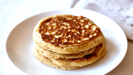 Old Time Buckwheat Cakes