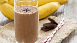 Chocanano Chocolate Banana Smoothie
