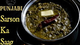 Sarson Ka Saag- Punjabi (Authentic)