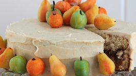 Apple Cake- Fall Harvest Cake