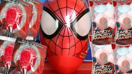 Best Kid Candy for Easter 2015 - New Spiderman Giant Surprise Easter Egg