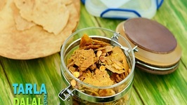 Khakhra Chivda (Tiffin Treats For Kids)