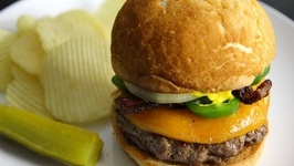 Jalapeno Bacon Cheeseburger