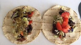 Vegan Tacos   Easy Weekday Dinner Idea