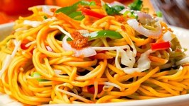 Quick Vegetable Noodles Perfect for Thermos Lunch Box