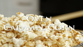 Oven Caramel Popcorn