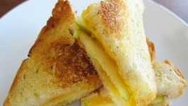 How To Make A Fancy Grilled Cheese Sandwich