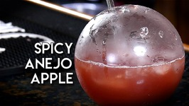 Spicy Anejo Apple -Where There's Smoke There's Apple