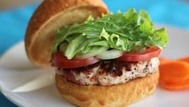 Turkey Burger- How To Make Turkey Burgers