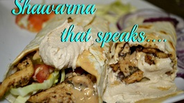 Quick Tasty Chicken Shawarma