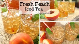 how to make peach wine