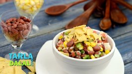 Rajma and Corn Salad