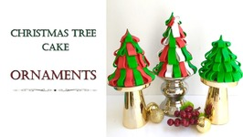 Christmas Tree Ornament Cake / How To Make From Creative Cakes