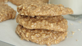 Lunchroom FAV-Peanut Butter Oatmeal No-Bake Cookies