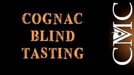 Blind Cognac Tasting, Guest Fan Helps Decide