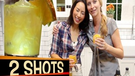 Applejack Cocktail With Caroline Mili Artiss