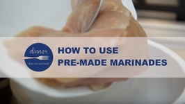 How To Use Premade Marinades