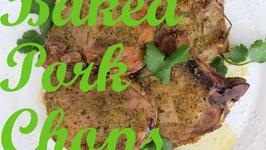 The Best Baked Pork Chops