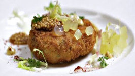 Lamb Brains and Sweetbreads - Chef Bradley Miller
