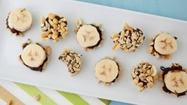 Chocolate Banana Bites - Simple Dessert