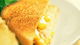 The Coolest Grilled Cheese Sandwich Recipe with an Iron  Students & Travelers