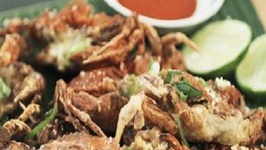 How to Make Deep Fried Soft Shell Crab
