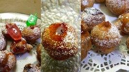 Gluten Free Sufganiyot Donuts