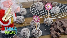 Chocolatey Snowballs/ Christmas Recipe/ Easy to Make Kids Party Chocolate