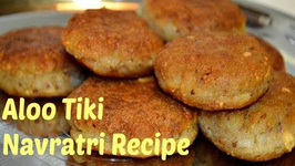 Aloo Tikki for Vrat Upwas Navratra