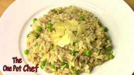 Cheater's Tuna Risotto