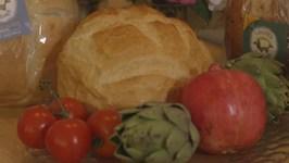Quiche Lorraine With Sourdough Bread Crust