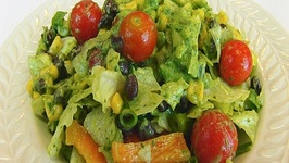 Betty's Southwestern Chopped Salad