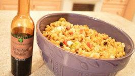 How to Cook Napa Valley Balsamic Macaroni Salad
