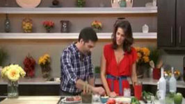 Spring Vegetables - Reinvented Featured on Better TV