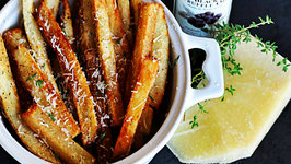 Side Dish - Parmesan Truffle Fries