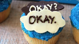 How To Make 'The Fault In Our Stars' Cupcakes