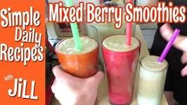 Marvelous Mixed Fruit Smoothie