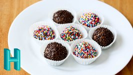 How To Make Brigadeiro! Brazilian Candy