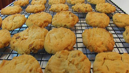 Betty's Peanut Butterscotch Cookies