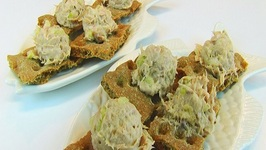 Betty's Light Lunch Tuna Canapes