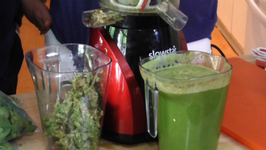Tribest Slowstar Juicer Review - Green Juice