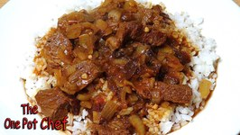 Moroccan Beef Tagine