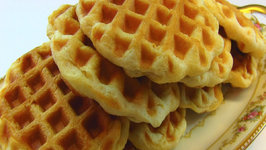 Betty's Waffle Biscuits - Thanksgiving