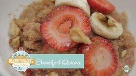 Veggie Breakfast Quinoa