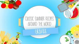 Classic summer recipes: Swedish Gravlax
