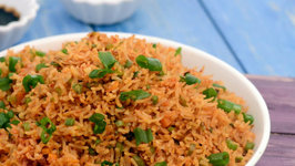 Schezuan Fried Rice