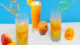 Mango Mist Medley Drink