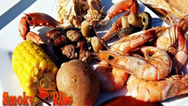 Cajun Seafood Boil - How To Boil Perfect Shrimp Every Time