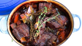Dinner Recipe- Easy Braised Short Ribs